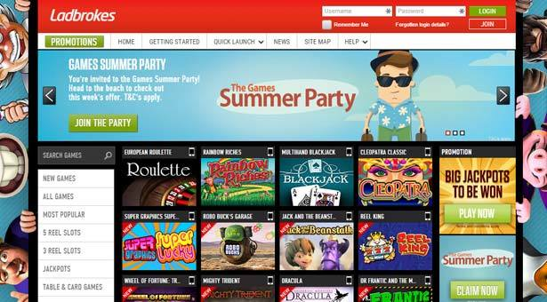 Ladbrokes Releases Omni-Channel Platform by Playtech