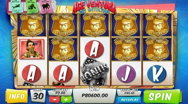 Omni-Channel Ace Ventura Slot Release from Playtech