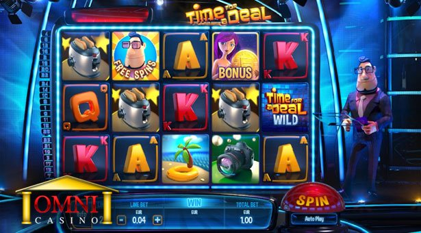 Time for a Deal Comes to Omni Casino