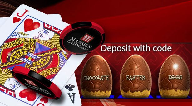 Get a Cracking Easter Surprise at Mansion Casino