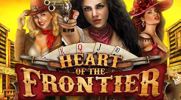 Heart of the Frontier Moseys Down to Playtech Casinos